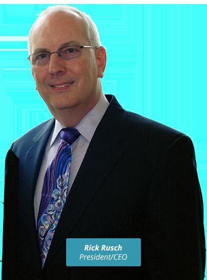 Rick Rusch, CEO