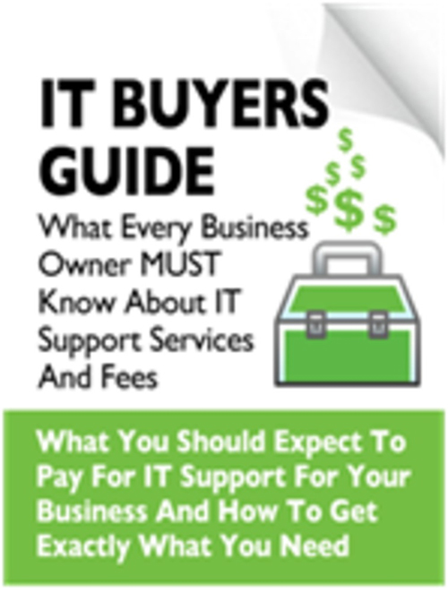 The Indianapolis Business Owners' Guide To IT Support Services And Fees