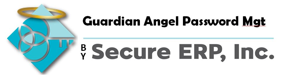 Guardian Angel Password Management by Secure ERP
